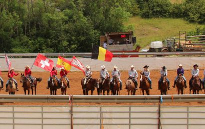 Date des AUTHENTIC COWBOYS 2019