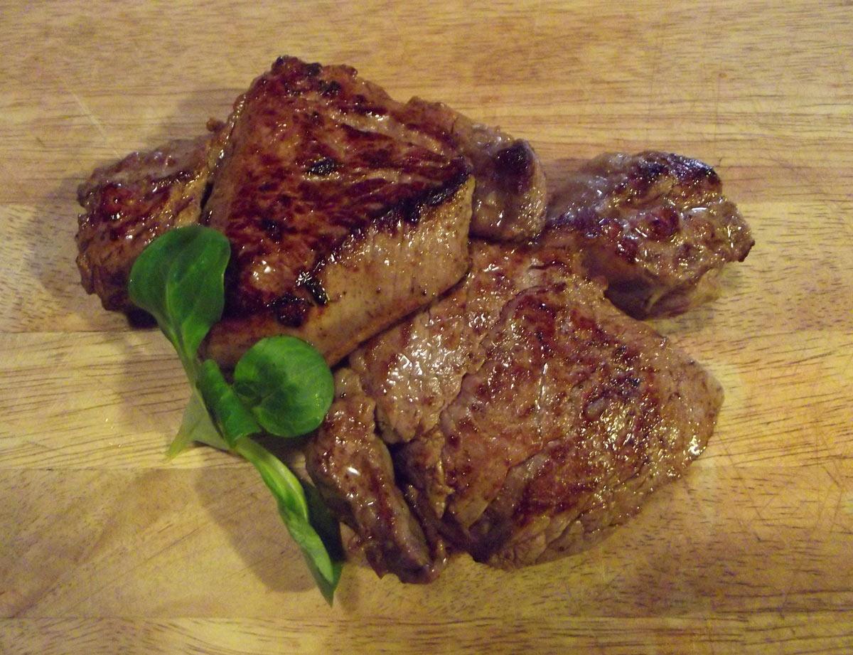 Viande de bison pour les fêtes de fin d'année